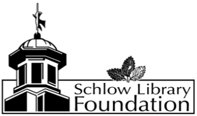 Logo for Schlow Library Foundation