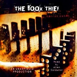 Cover for The Book Thief