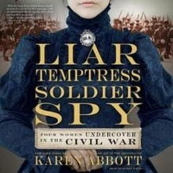 Cover for Liar, Temptress, Soldier, Spy